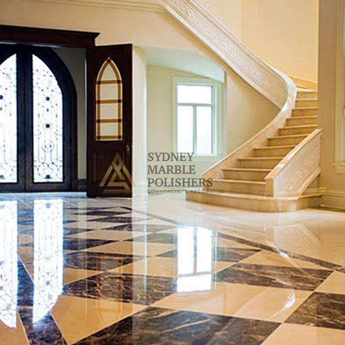 Residential Flooring – Sydney Marble Polishers